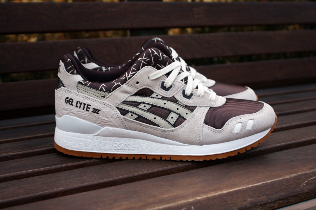 ASICS Gel Lyte III 'Chocolate'