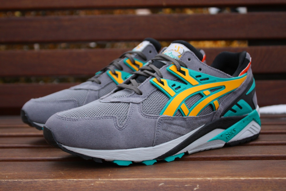 ASICS Gel Kayano Trainer Grey