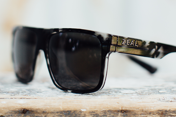 Zeal Optics 'Eldorado' in Black Marble