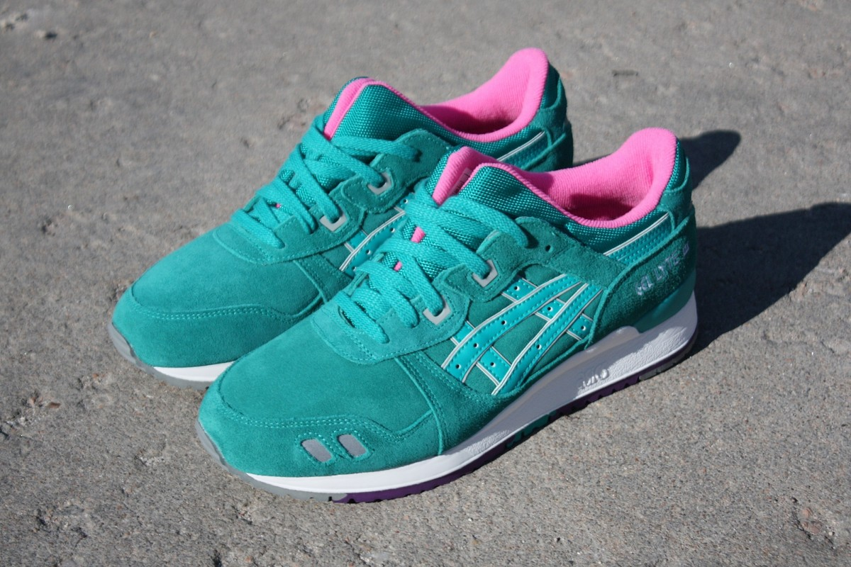 ASICS Tiger Gel Lyte III 'Tropical Green'