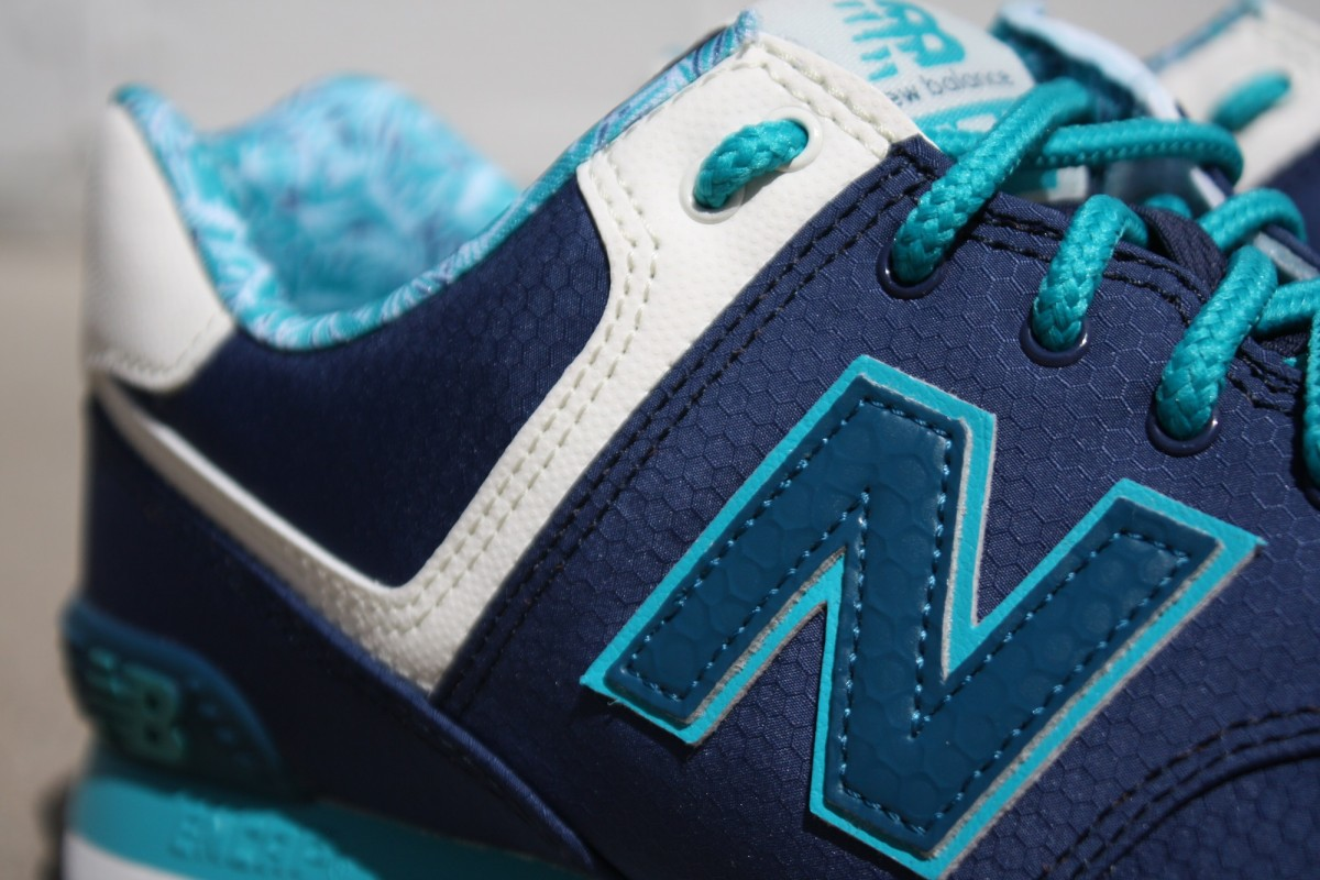 New Balance ML574ILB 'Luau Pack'