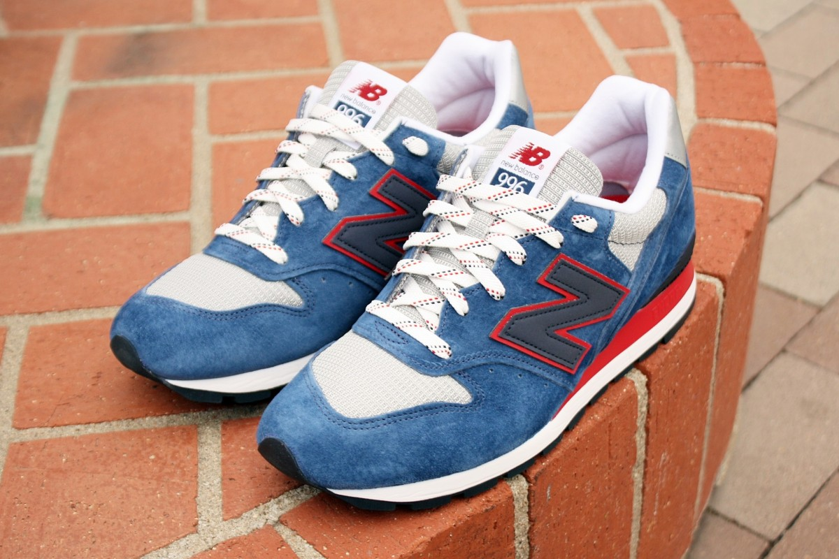 New Balance USA Made Connoisseur East Coast Summer M996CMB
