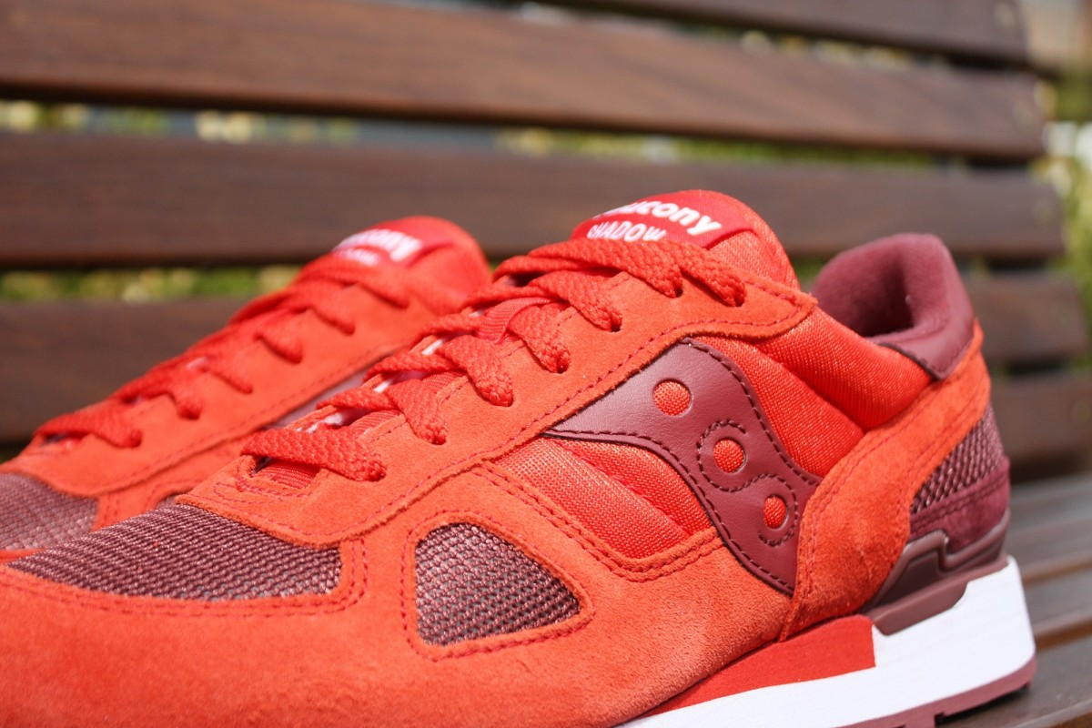 Saucony Shadow Original 'Lava'