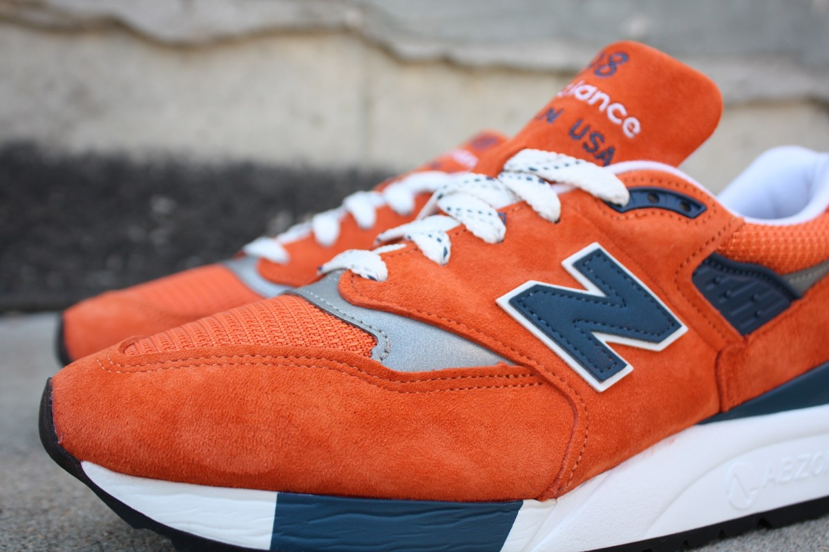 New Balance Made in USA 'Connoisseur East Coast Summer' M998CTL