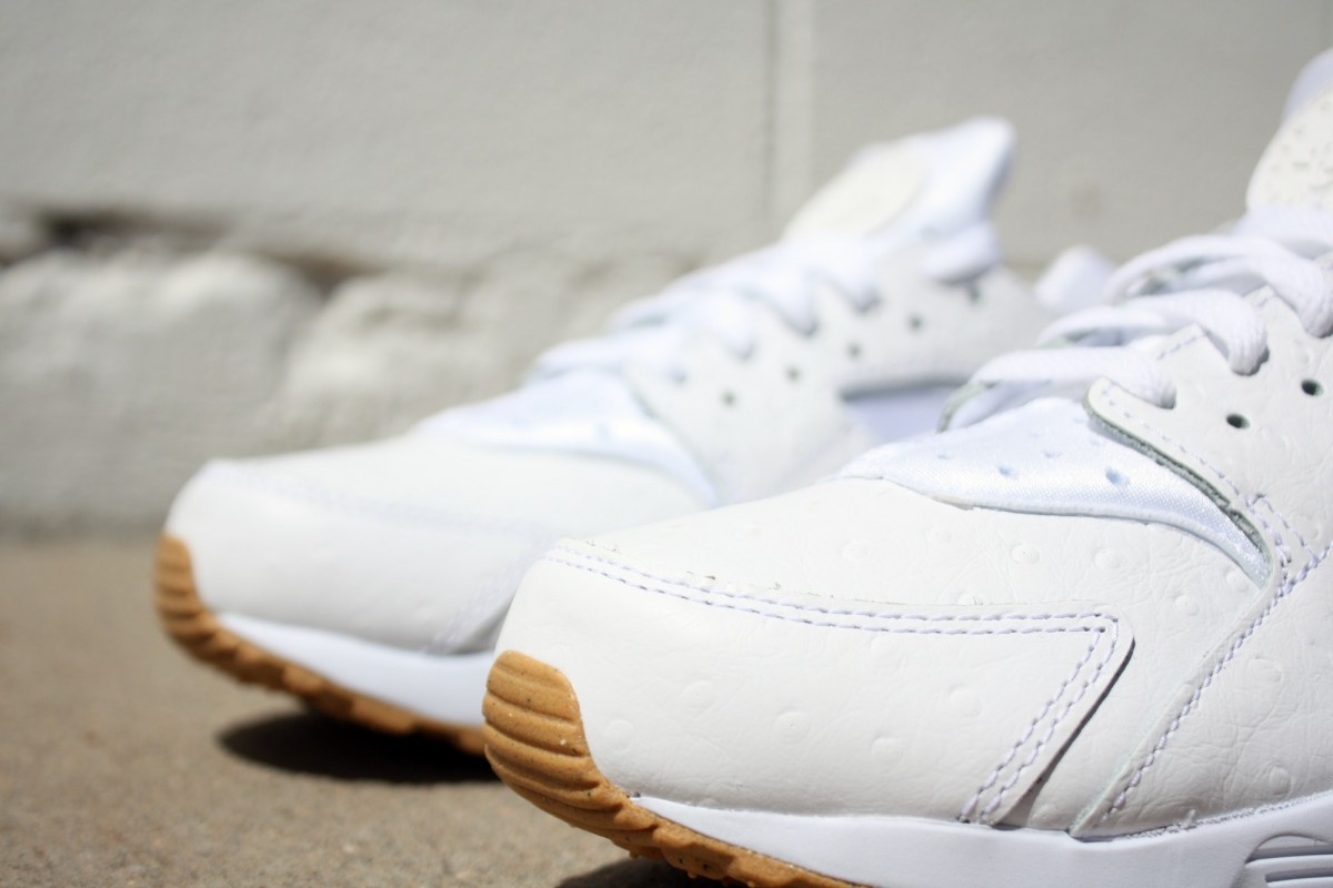 Nike Air Huarache Run PA White/Gum