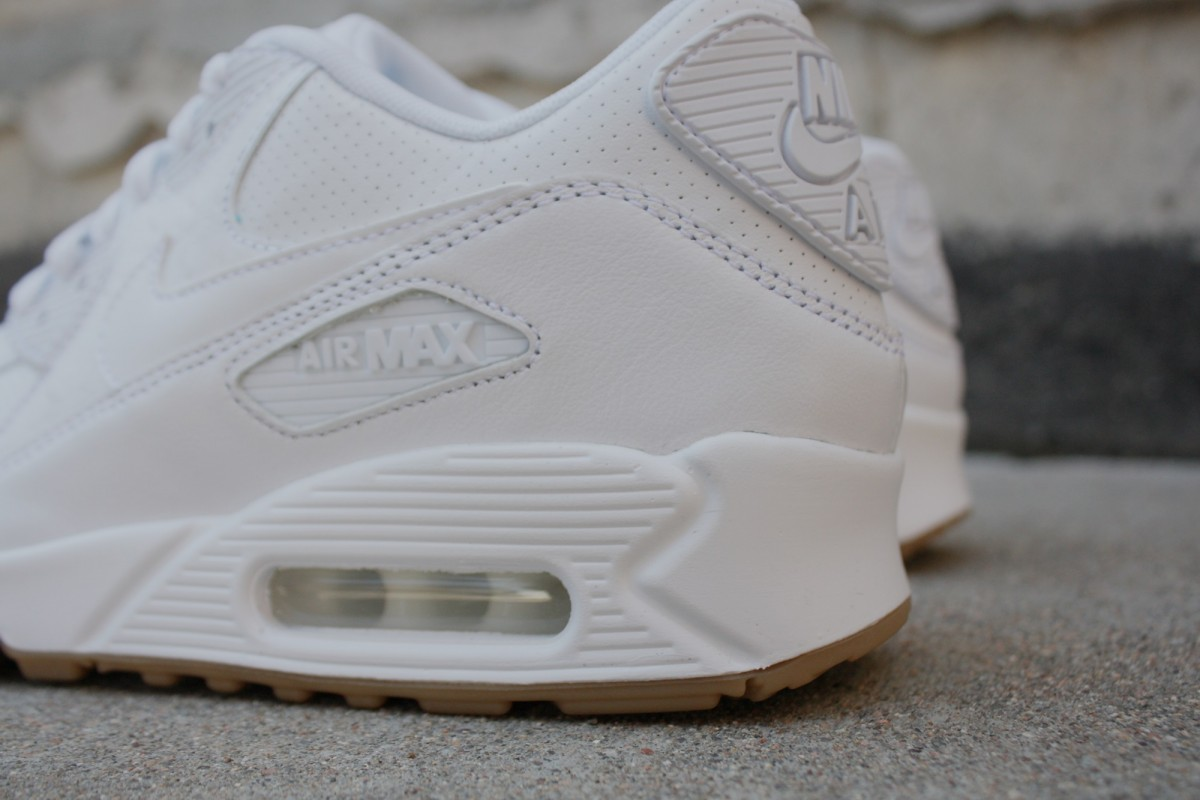 Nike Air Max 90 Leather PA White/Gum