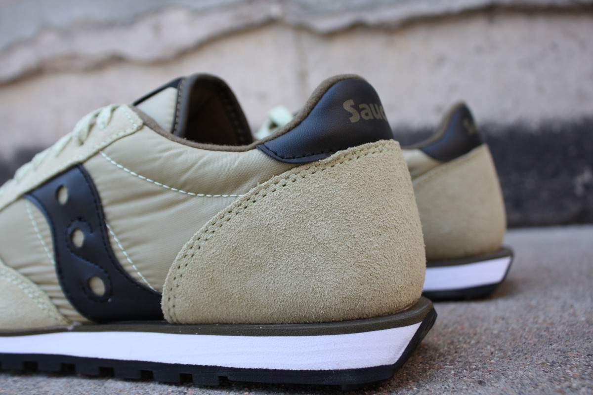 Saucony Jazz Low Pro Light Green/Black