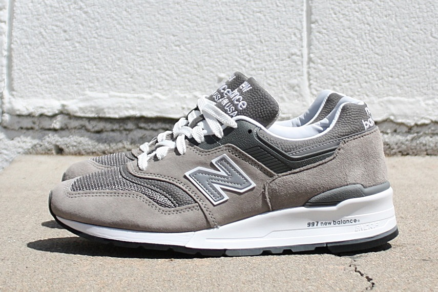 New Balance M997GY2 'The Pristine'