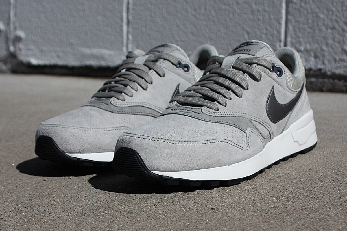 Nike Air Odyssey in Lunar Grey