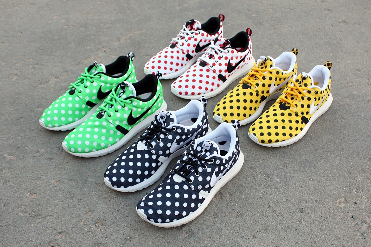 Nike Roshe NM QS 'Polka Dot' Pack