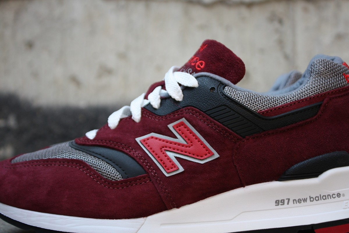New Balance Made in USA Heritage M997CRG