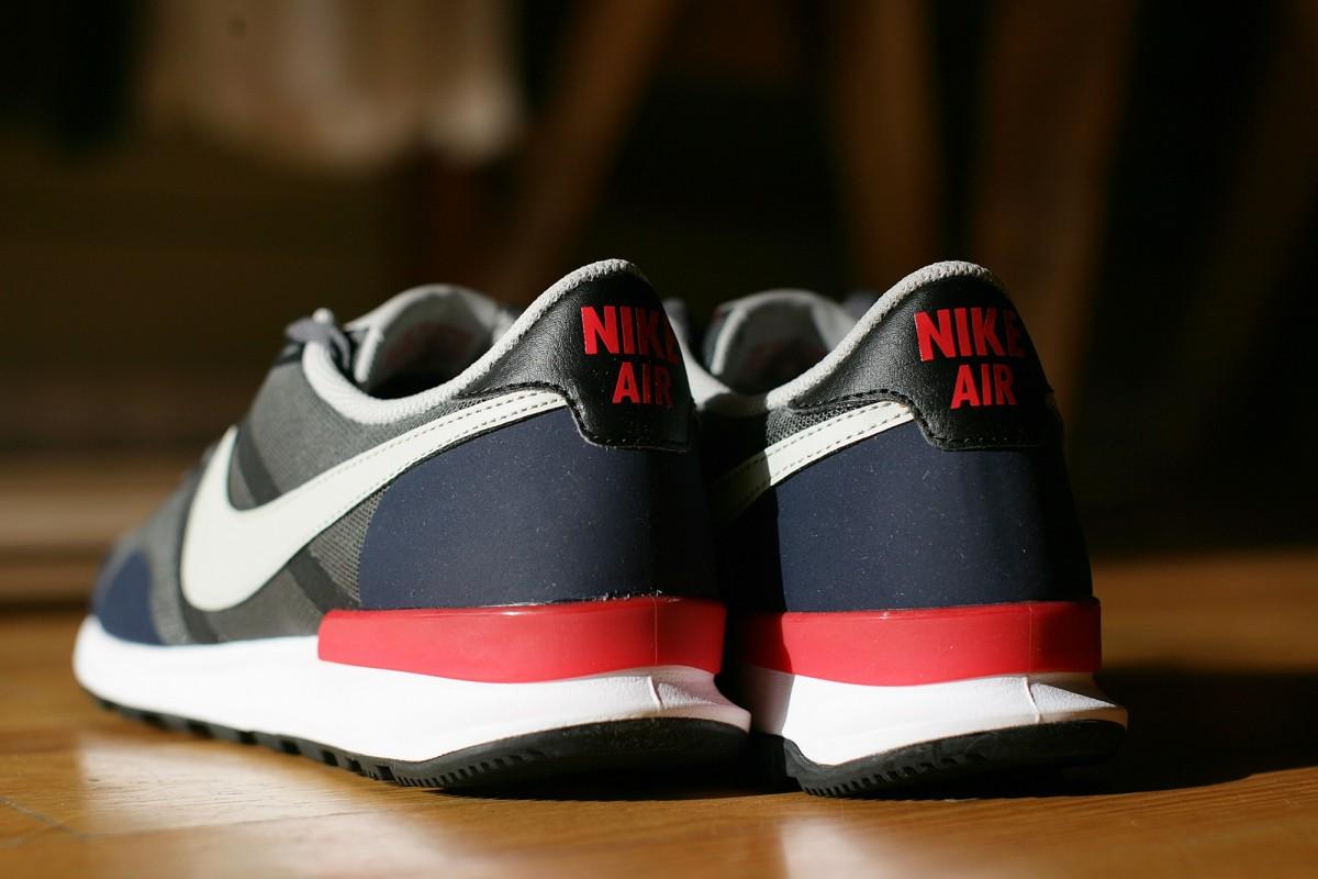 Nike Air Pegasus 83/30 Dark Grey/Obsidian