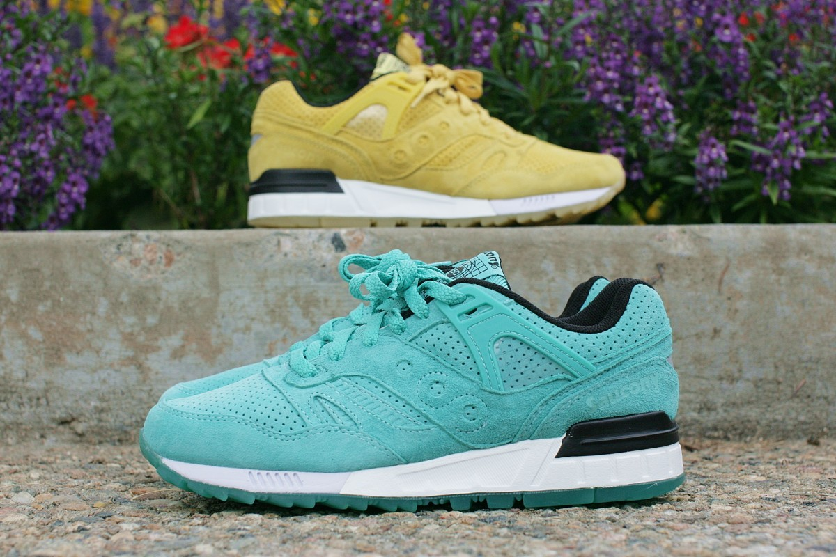 Saucony Grid SD 'No Chill' Pack