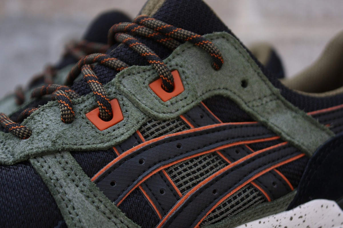 ASICS Gel-Lyte III 'Winter Trail'