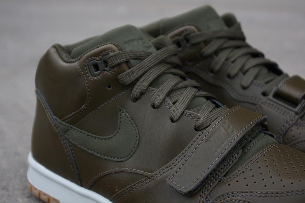 Nike Air Trainer 1 Mid Dark Loden/Gum