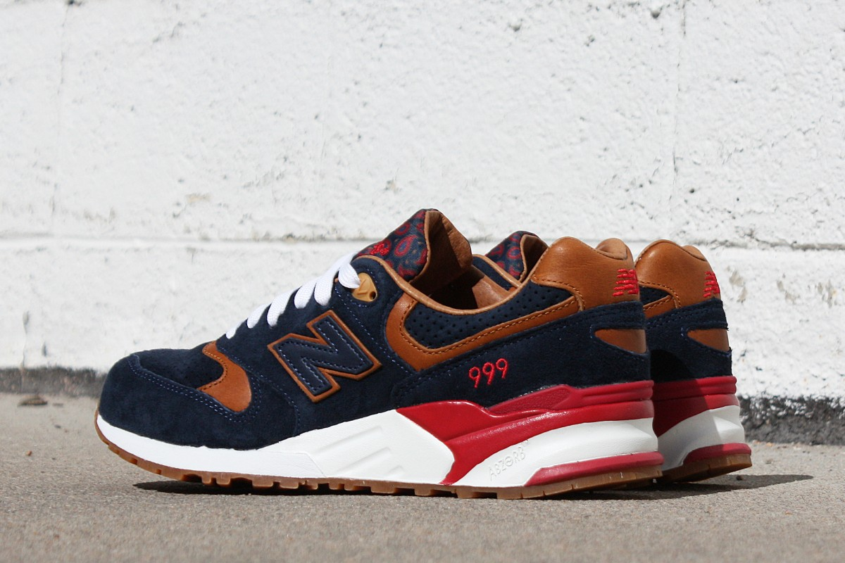 Sneaker Politics x New Balance 'Case 999'