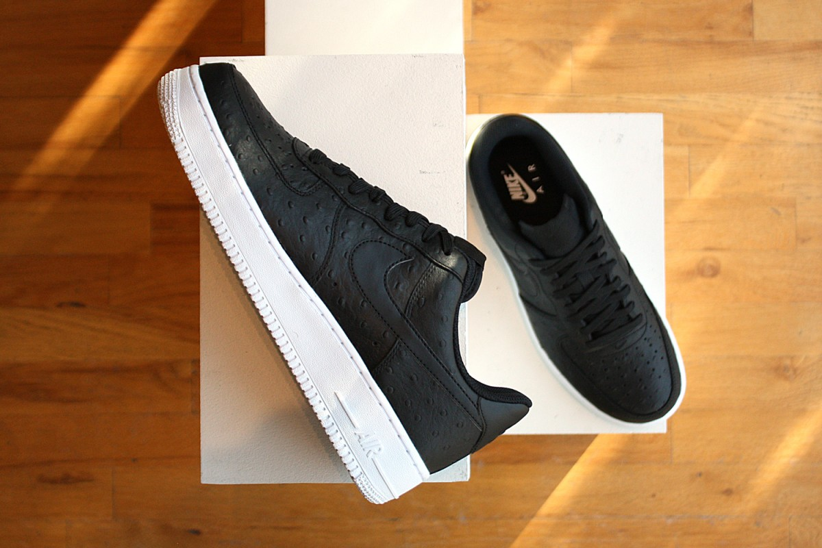 Nike Air Force 1 'Ostrich'